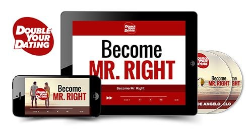 Become Mister Right Cover