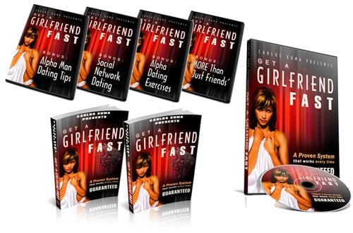 Get Girlfriend Fast Cover