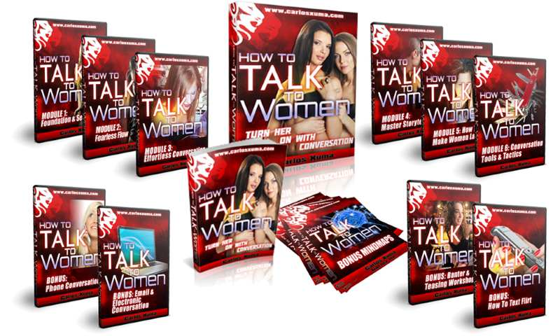 Talk Women Cover Package