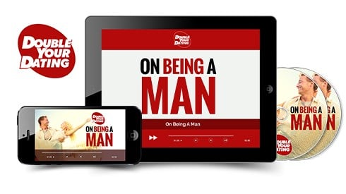 Being A Man Cover