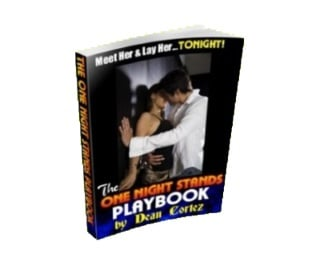 One Night Stands Playbook Cover
