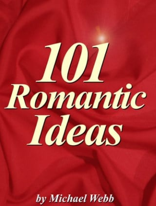 101 Romantic Ideas Cover