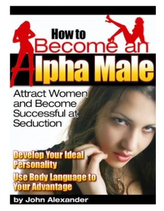 Become Alpha Male Preview Cover