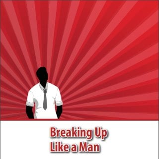 Breaking Up Like Man Cover