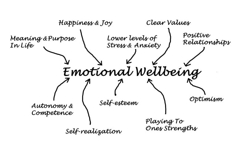 Experts Help Emotional Well Attraction Well Being