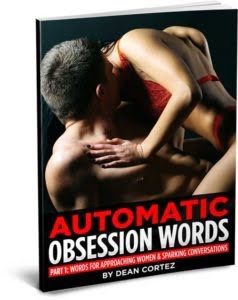 Automatic Obsession Words Cover