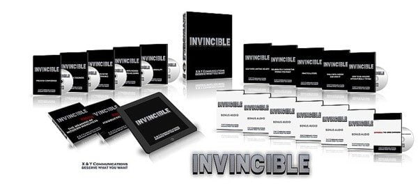 Invincible Power Confidence Cover