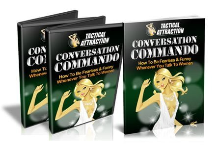 Conversation Attraction Cover