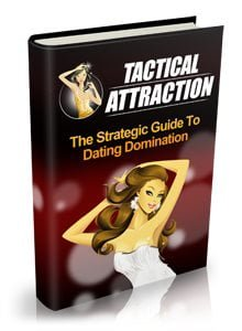 Tactical Attraction Cover