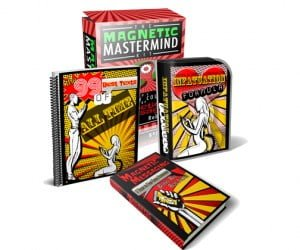 agnetic Mastermind Text Message Cover