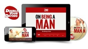 Being Man Cover