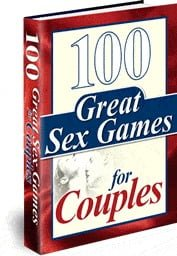 100 Great Sex Games Cover