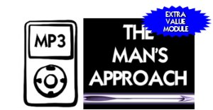 Man Approach Bonus Cover