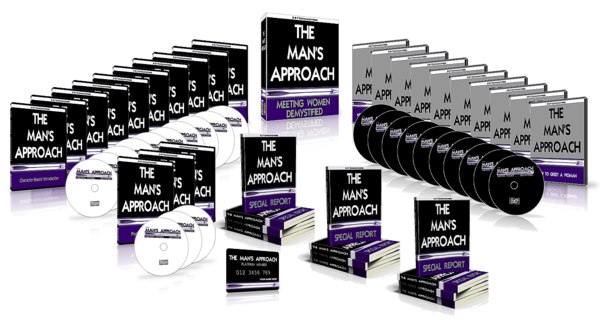 Man Approach Full Package Cover