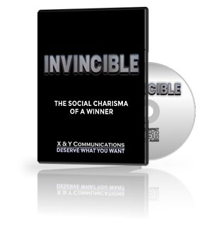 Invincible Social Charisma Bonus Cover