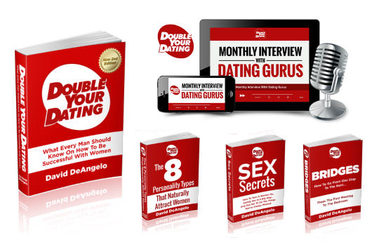 Double Dating Ebook Cover