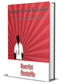 Never Get Cheated On Book Cover