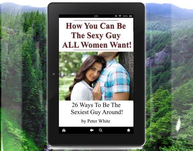 Sexy Guy Book Cover